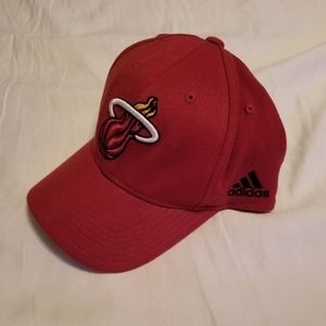 Adidas Miami heat hat
